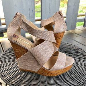 "BCBGeneration 5.5"" Wedge Platform Sandal"